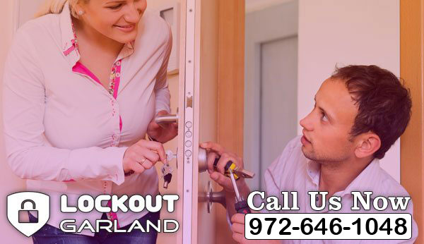 Lockout Garland TX